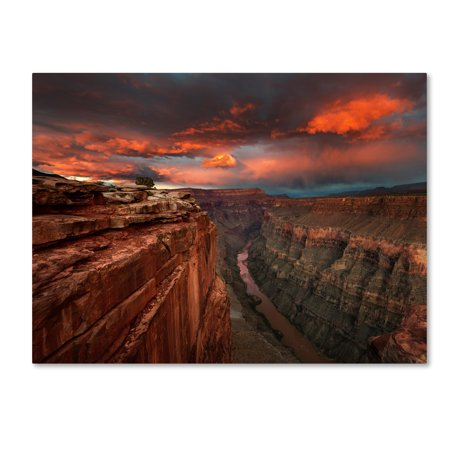 Trademark Fine Art 'Redemption' Canvas Art by Chris Moore - Ac Moore Canvas