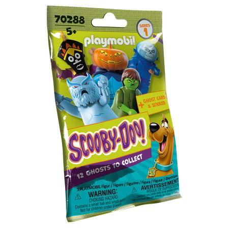 PLAYMOBIL Scooby Doo Mystery Figures