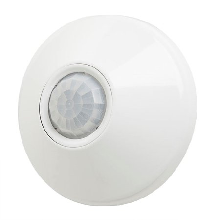 Lithonia Lighting Cm Pdt 10 R Ceiling Mount Extended Range Small Motion 360 Degree Sensor With Dual