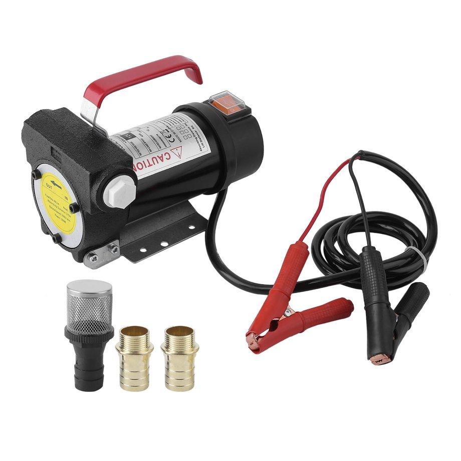 12 Volt DC 150W 40L/Min Oil Kerosene Fuel Transfer Pump P...