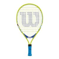 SpongeBob 19 Junior Tennis Racquet, This racket is made by Wilson, the number 1 brand in tennis By Wilson