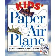 Kids' Paper Airplane Book - Paperback
