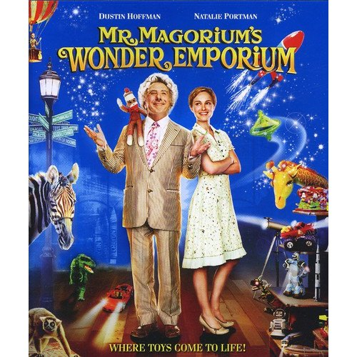 Mr. Magorium's Wonder Emporium (Blu-ray) (Widescreen)