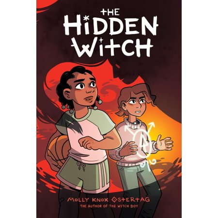 The Hidden Witch (Hardcover) - Witch Code