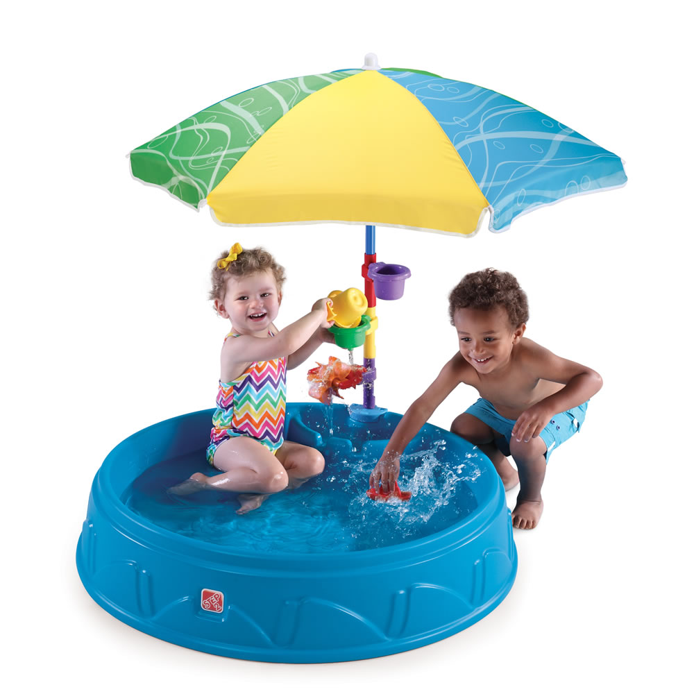 Step2 Play Shade Pool For Toddlers Walmart Com Walmart Com