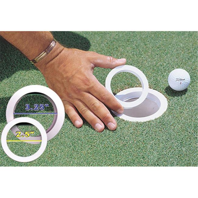 Golf Around The World NO3P Includes Set of Two Rings No 3Putt