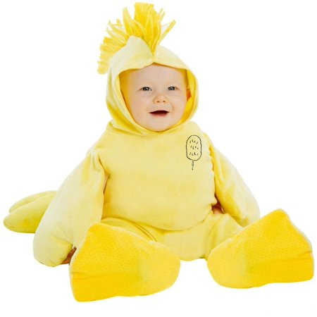 Woodstock Halloween Costume (Peanuts Woodstock Deluxe Toddler)