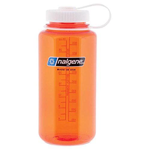 Nalgene Wide Mouth Bottle 32 oz Orange by