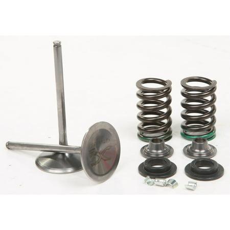 Lunsford Titanium Turnbuckle Kit (X2 TITANIUM VALVE INTAKE KIT)