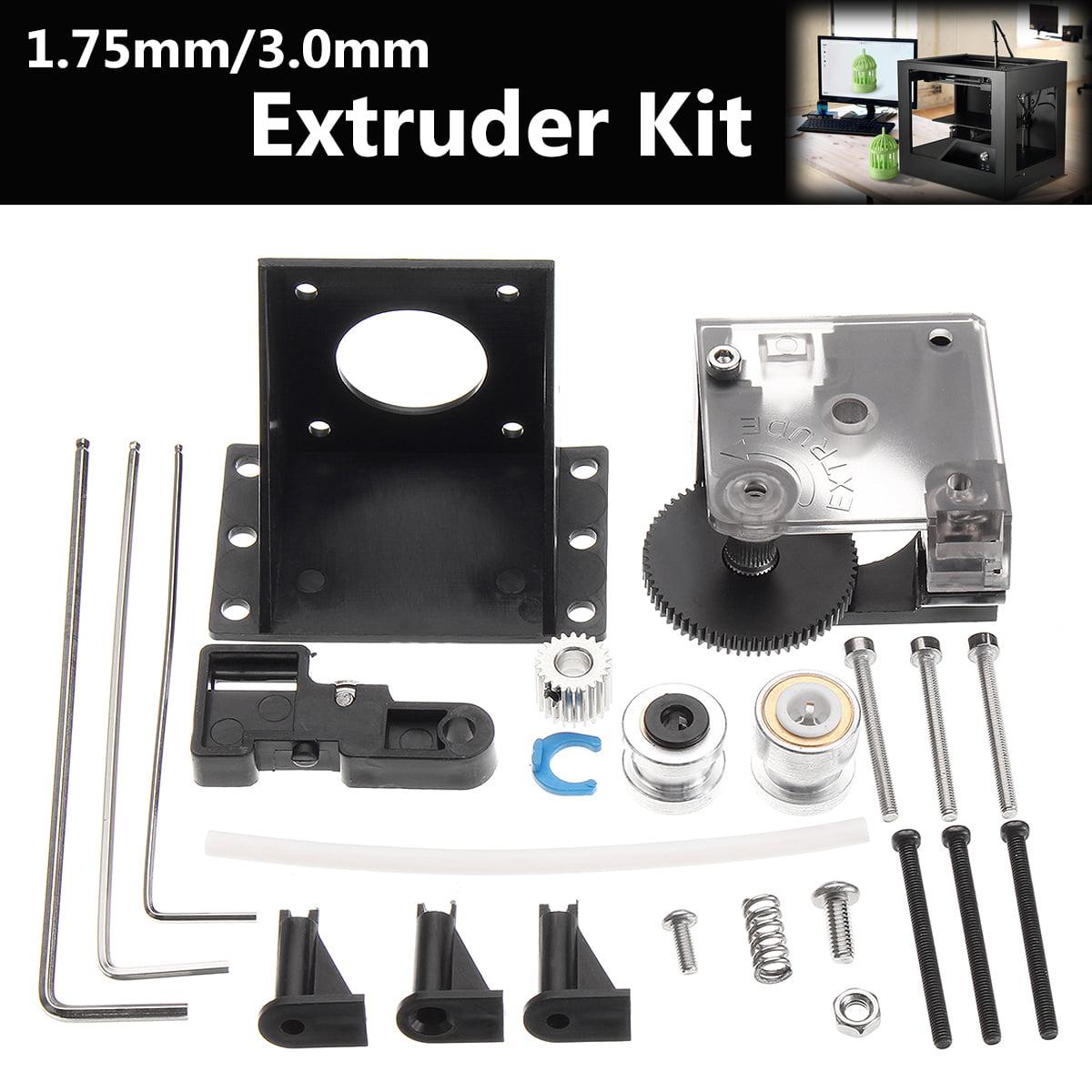1.75mm/3.0mm Extruder Kit Printer Extruder Gear For 3D printer