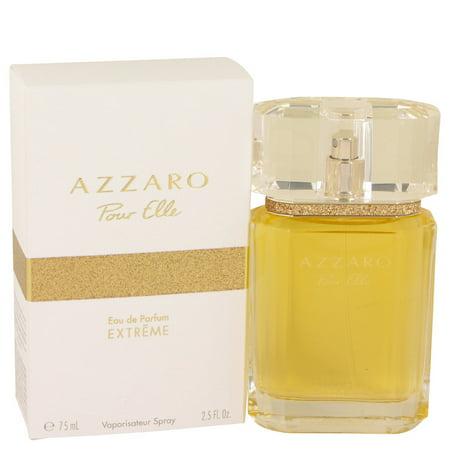 Azzaro Pour Elle Extreme by AzzaroEau De Parfum Spray 2.5 oz
