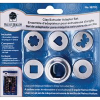 Clay Extruder Adapter Set-