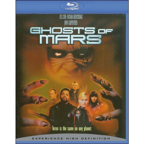 John Carpenter's Ghosts Of Mars (Blu-ray) (Widescreen)