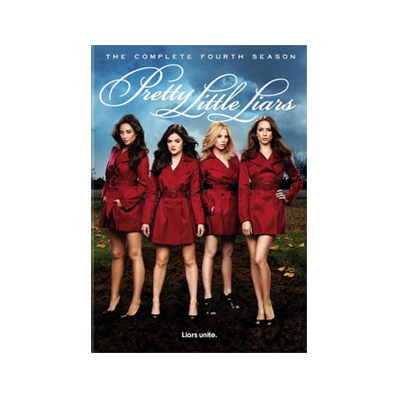 Pretty Little Liars: The Complete Fourth Season (DVD) - Halloween Costume Pretty Little Liars