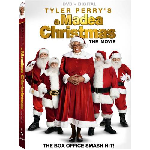 Tyler Perry's A Madea Christmas: The Movie (DVD   Digital Copy) (With INSTAWATCH) (Widescreen)