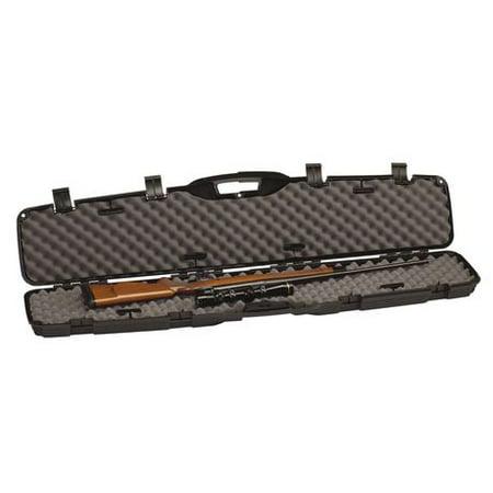 Plano Molding 153104 Plano Pro-max Single Scoped Rifle Case 52inch Black