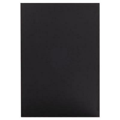 Elmer's CFC-Free Polystyrene Foam Board, 20 x 30, Black, 10/Carton