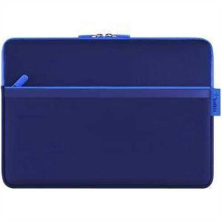Belkin Blue Sleeves - Refurbished Belkin  Pocket Protective Sleeve for Tablet, Blue (F7P371BTC00)