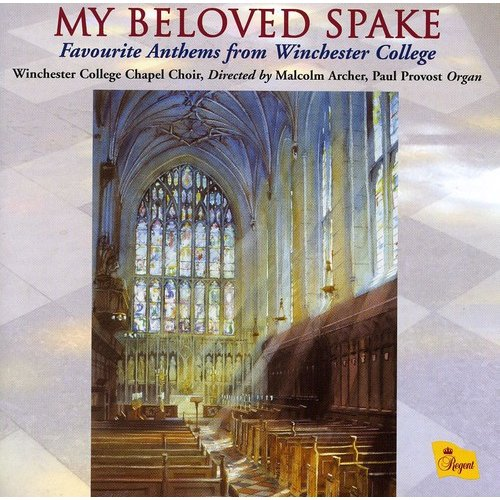 Mendelssohn/Ireland - My Beloved Spake [CD]
