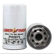 LUBERFINER PH2875 Oil Filter, 4-45/64in.H., 2-45/64in.dia.