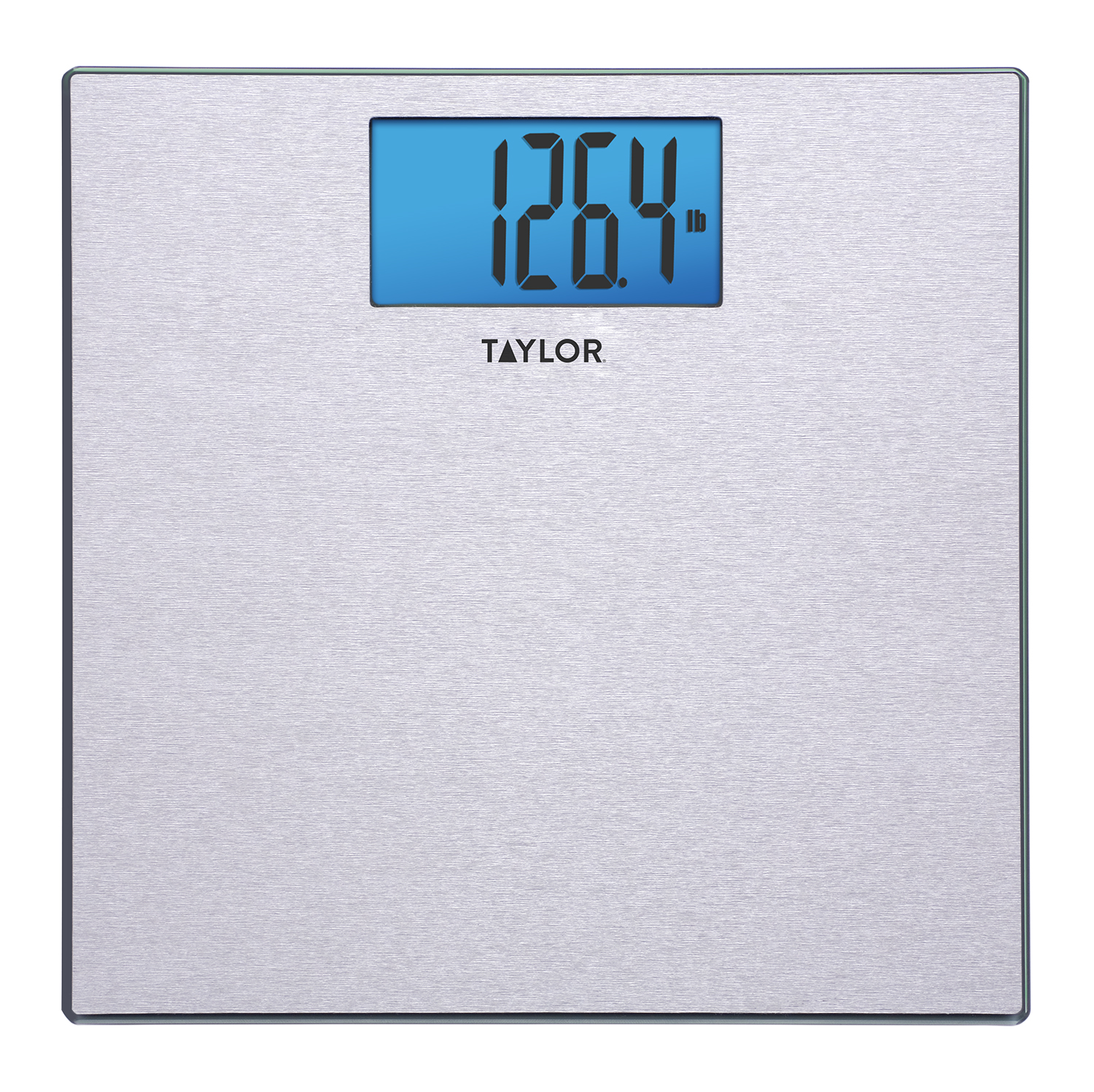 Taylor 7413 Textured Stainless Steel Digital Scale