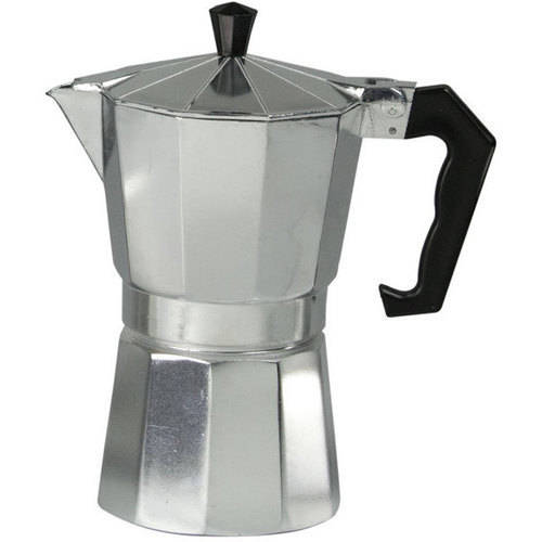 Home Basics Espresso Maker, 6-Cup