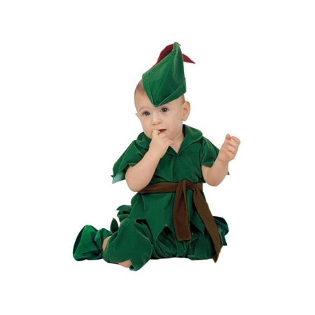 Baby Peter Pan Costume (Peter Pan Costume For Girl)