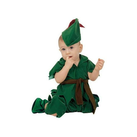 Baby Peter Pan Costume - Peter Pan Crocodile Costume