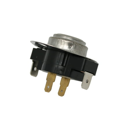 Replacement Fixed Thermostat 3387134, WP3387134, 2011, 306910, 3387135, 3387139, WP3387134VP for Kenmore 11096271600 Dryer - image 3 of 4