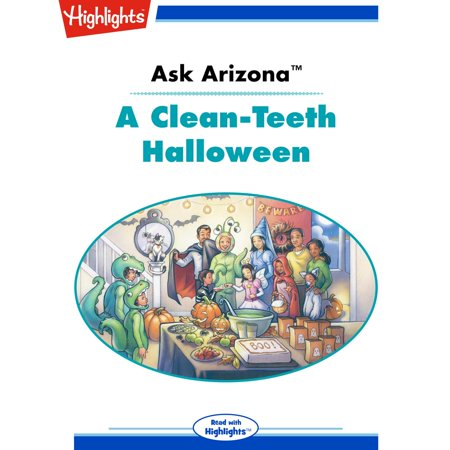 Ask Arizona: A Clean-Teeth Halloween - Audiobook](Q And A Halloween Jokes)