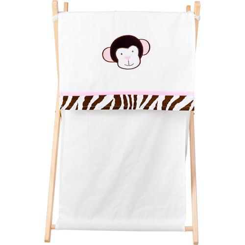 Pam Grace Creations Laundry Hamper, Jolly Molly Monkey by Pam Grace Creations