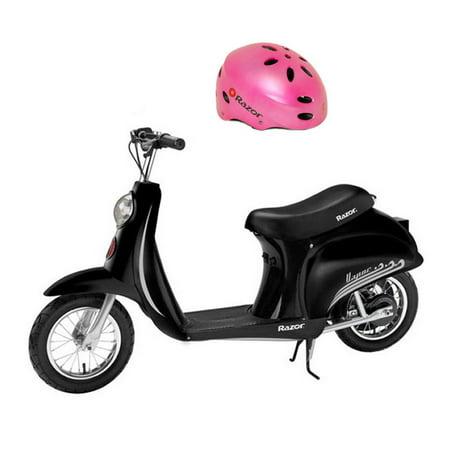 Razor Pocket Mod Miniature Euro 24V 250W Kids Electric Motor Scooter &
