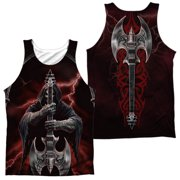 Anne Stokes - Rock God (Front/Back Print) - Tank Top - XXX-Large