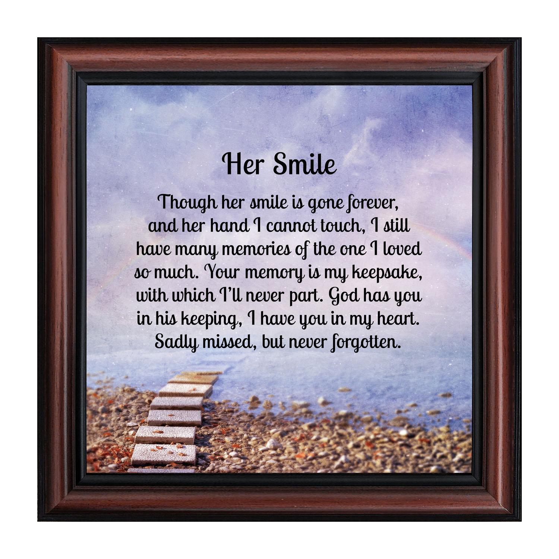 Loss Of Mom Gift ~ Mom Memorial ~ Memorial Gift ~ Funeral Gift ~ Sympathy Gift ~ In Loving Memory Frame ~ Sympathy Frames ~ Gift For Loss ~