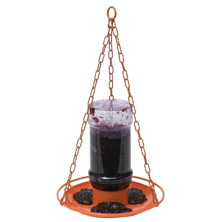 Perky-Pet 253 Oriole Jelly Wild Bird Feeder, Orioles love grape jelly – attract them with a jelly feeder! By -