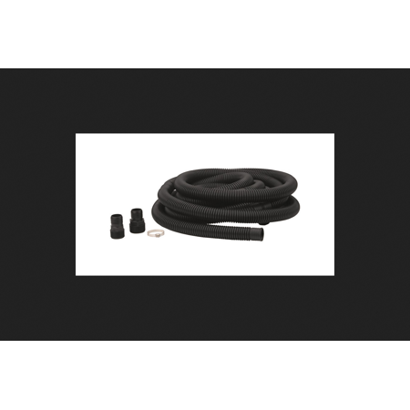 Drainage Industries Prinsco Discharge Hose Kit 1-1/4 in. Dia. x 1-1/2 in. Dia. x 24 ft. L (Drainage Kit)