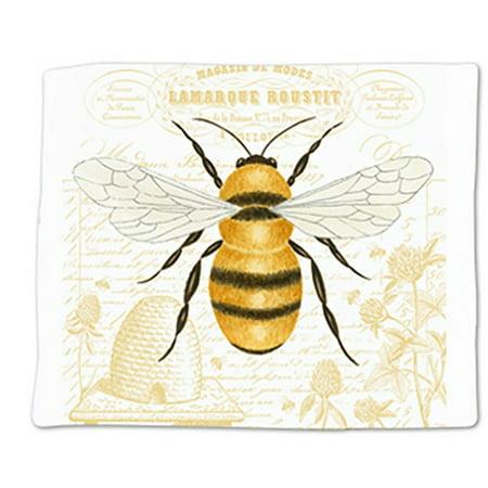 Cottage Towel - Alice's Cottage ACU34492 Honey Bee Single Flour Sack Towel
