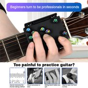 Guitar Beginner Tool Guitar Attachment Assisted Learning Tools Classical Guitar Practice Tool for Beginner Trainer