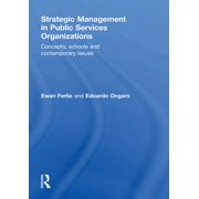 Strategic Management in Public Services Organizations - eBook