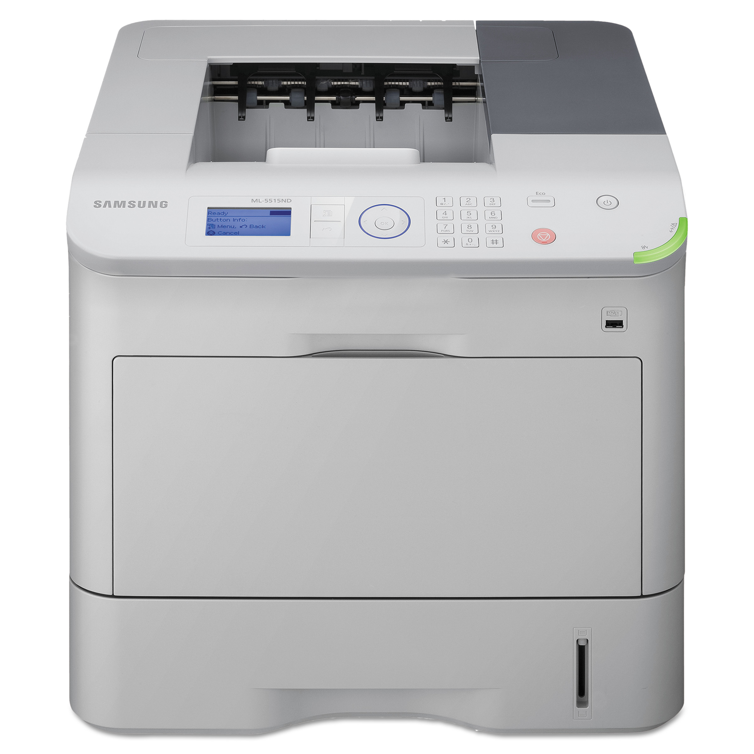 Samsung ML-5500 Series Mono Laser Printer, 600 MHz Dual Core by Samsung