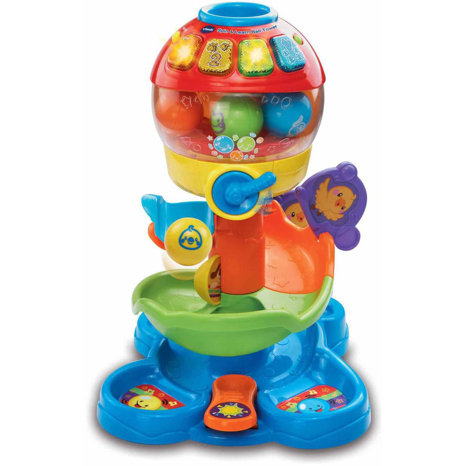 Vtech Spin & Learn Ball Tower