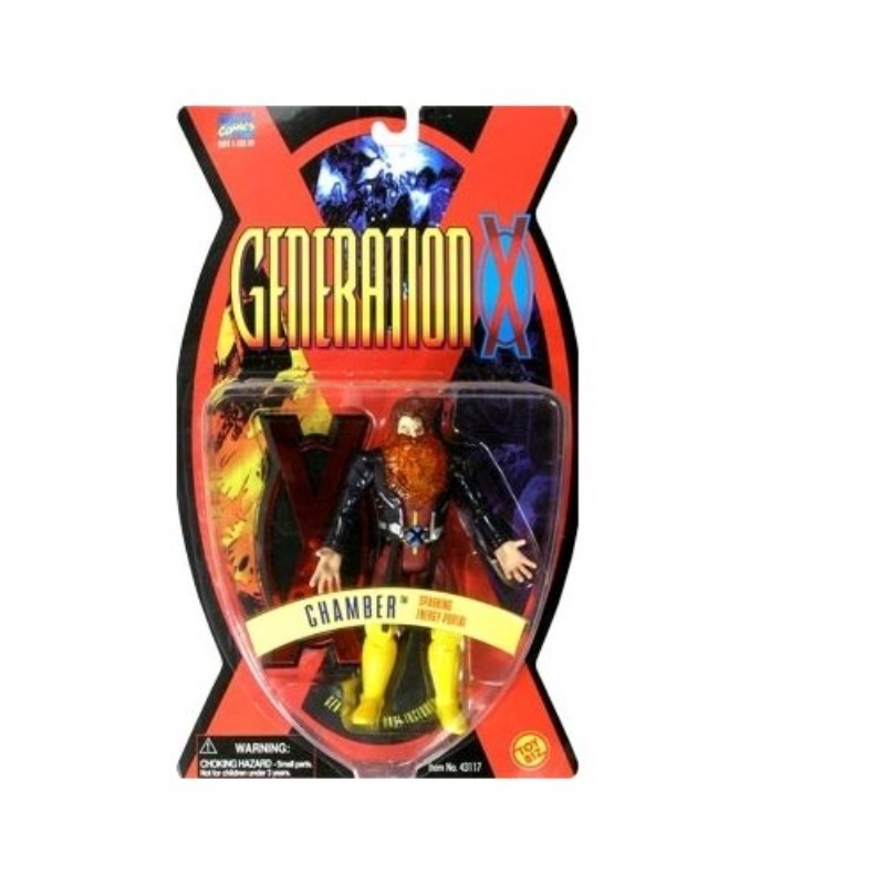 X-Men: Generation X Chamber Action Figure by