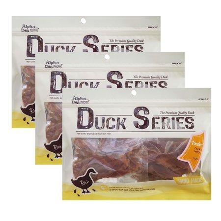 Alpha Dog Series Tender Duck Jerky - 8oz