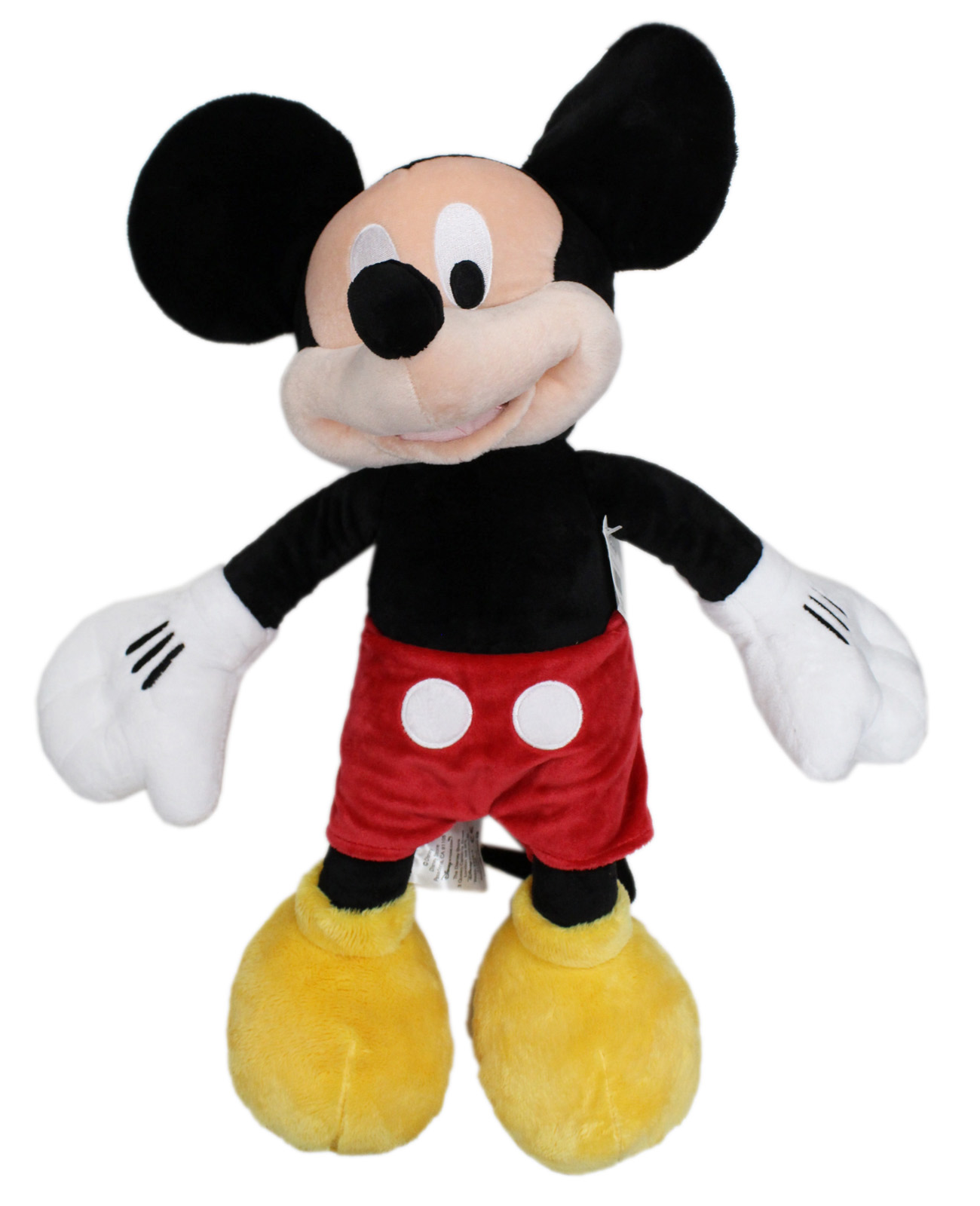 Disney's Mickey Mouse Medium Size Kids Plush Toy (16in) by