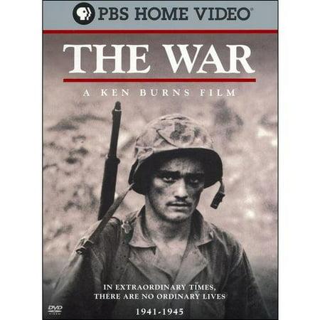 The War  A Ken Burns Film   An Intimate History 1941   1945