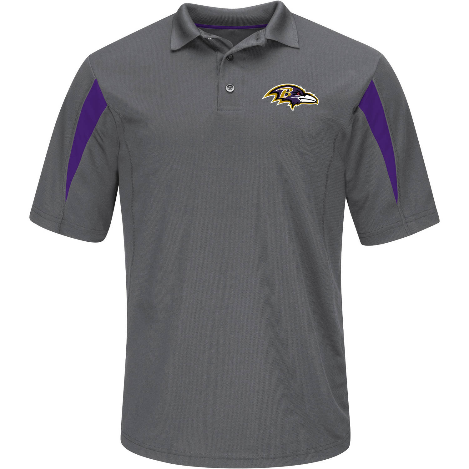 NFL Baltimore Ravens Big Men's Basic Polo
