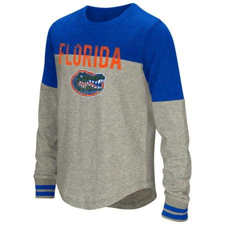 Youth Girls' Baton University of Florida Gators Long Sleeve Shirt