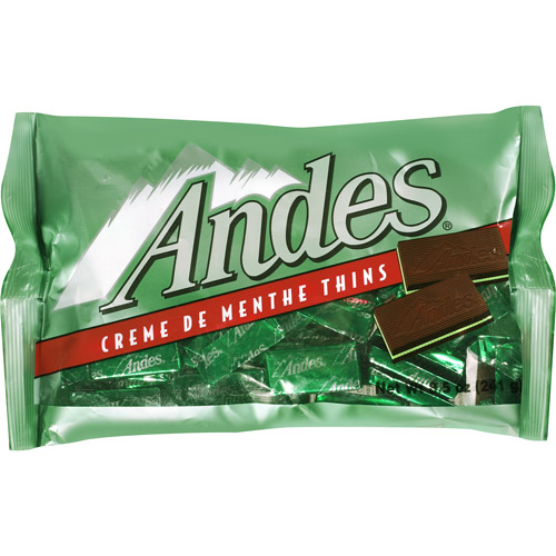 Andes: Creme De Menthe Thins Candy, 8.5 oz