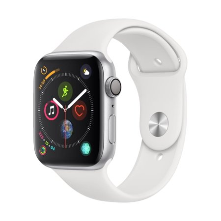 Apple Watch Series 4 GPS - 44mm - Sport Band - Aluminum Case