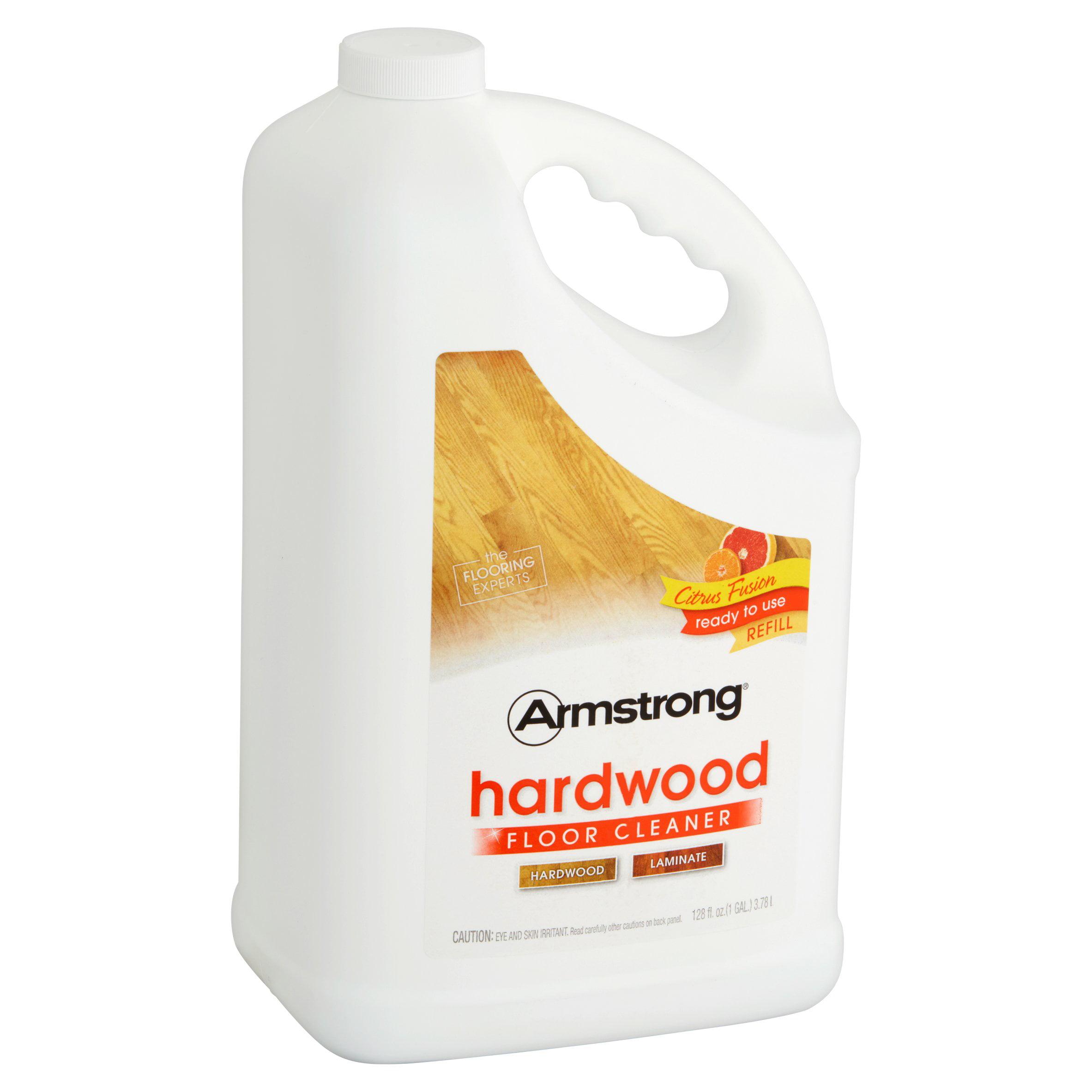 Lovely Armstrong Hardwood Citrus Fusion Floor Cleaner Refill, 128 Fl Oz    Walmart.com